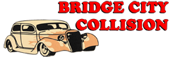 Bridge City Colliision Logo